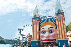 Imagen Full-day Luna Park Admission Ticket in Sydney