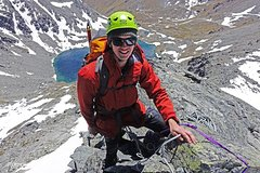Imagen Privately Guided Remarkables Alpine Mountaineering