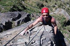 Imagen Queenstown Private Full Day Rock Climbing Adventure