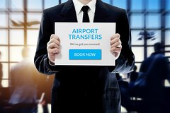 Round Trip Airport Transfer- From Delhi Airport to Hotel & Back to Delhi Airport