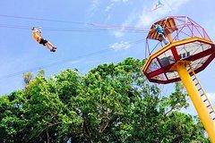 Activities,Adventure activities,Adrenalin rush,Excursion to El Yunque National Park,Zipline Adventure