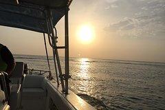 Imagen Recorrido nocturno en barco por la bahía de Cartagena