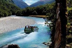 Imagen Half-Day Mount Aspiring National Park Jet Boat and Wilderness Walk from Wanaka