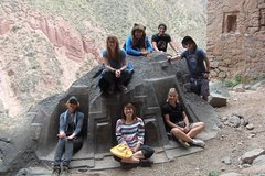 Imagen Incan Caves and Sacred ruins of Urco