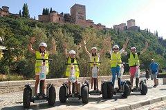 Imagen Excursión en Segway en Granada de 1 hora y 15 minutos.