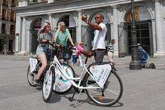 Imagen Premium Bike Tour of Madrid (2hr)