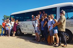 Imagen Hunter Valley Wine Tour from the Hunter with Wine Craft Beer Cheese Chocolate