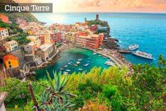 Cinque Terre Private Tour - A Sea of Beauty