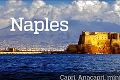 Private Naples Shore Excursions: Positano, Amalfi & Ravello (the 3 Gems)