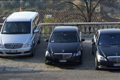 Private Transfer Service from Florence to Rome Fiumicino Airport
