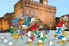 Florence and Pisa 4 Kids! Private shore excursion from Livorno (Tuscany)