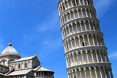 Pisa & The Leaning Tower Tour in San Gimignano and Chianti from Florence