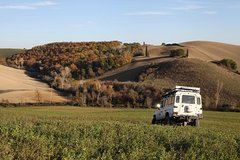 Off Road Wine Tour in Tuscany - The Ultimate Experience off road adventure!