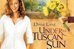 Tour on Natural Film Sets - The Under The Tuscan Sun & New Moon Twilight !