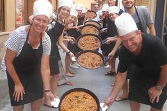 Imagen Cours de cuisine de paella à Valence dans l'après-midi