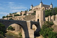 Imagen Independent Toledo Day Trip: Toledo Card and High-Speed Train Transport from Madrid