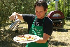 Pasta and Pizza Master Class and Tiramisu tasting