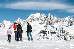 Imagen Mount Cook and Fox Glacier including snow landing (allow 30 minutes)