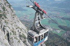 Untersberg Mountain Cable Car Salzburg Entrance Ticket