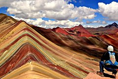 Imagen Rainbow Mountain in One Day from Cusco