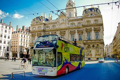 City tours,Hop-On Hop-Off,Lyon Tour