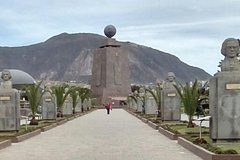 Imagen Private Sightseeing Tour of Mitad del Mundo from Quito