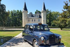 Private wine tour of Médoc - The Winemaker Private Car Transfers