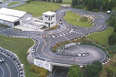 Muscle Motors Speedway New York Asphalt Go Kart Racing