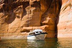 Lake Powell Boat Tour: Antelope Canyon