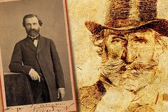 Searching for Verdi s lost music notes