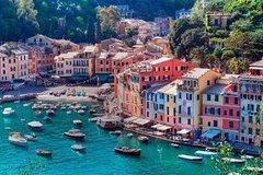 Escaping the pirates at Portofino