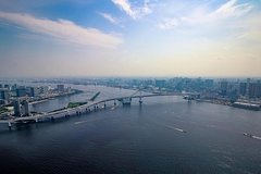 Tsukiji Tokyo Prefecture Private Tokyo Helicopter Tour 50365P2