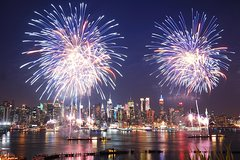 New York City Premium New Year's Eve Dinner Cruise by World Yacht