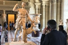 Imagen Louvre Self-Guided Audio Tour with Skip-the-Line Ticket