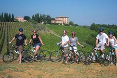 Tuscany Bike or E-Bike Tour from Florence with Tuscan lunch
