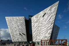 Excursions,Full-day excursions,Titanic Belfast Museum