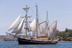 Imagen Sydney Harbour Afternoon Tall Ship Discovery Cruise