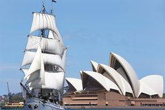Imagen Sydney Harbour Tall Ship Lunch Cruise