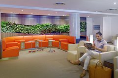 Sydney Airport Terminal 1 International Departure Plaza Premium Lounge Private Car Transfers