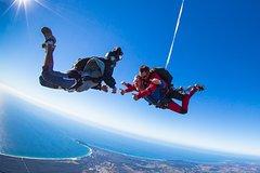 Byron Bay Tandem Sky Dive
