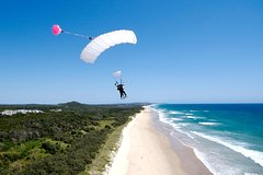 Imagen Skydive over Sunshine Coast with Beach Landing