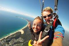 Imagen Tandem Skydive over Fraser Island