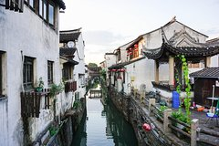 Private Full Day Tour to Suzhou from Shanghai in Your Way