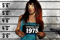 Interactive Murder Mystery: The Lombardi Case 1975