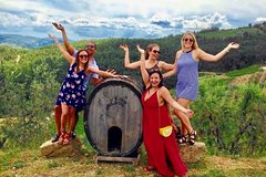 Wine tours, 4 organic wineries with a Sommelier