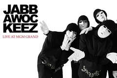 Jabbawockeez at the MGM Grand Hotel and Casino