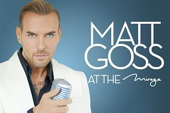 Matt Goss at the Mirage Hotel and Casino Las Vegas