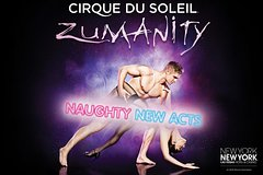 Zumanity™ by Cirque du Soleil® at New York New York Hotel and Casino