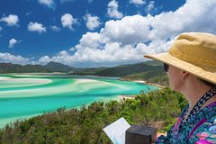 Imagen Whitehaven Beach Cruise Including Hill Inlet Walk