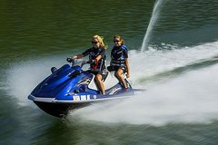 Lake Mead Jet Ski Experience from Las Vegas
